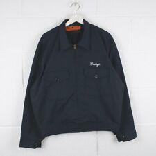 Vintage FORD Redcap Worker Jacket Navy Blue Mens Size XL