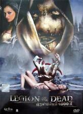 Legion of the Dead (2005) DVD R0 - Courtney Clonch, Claudia Lynx, Zombie Horror
