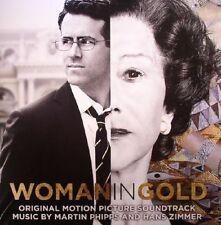 LP Woman In Gold - Martin Phipps & Hans Zimmer OST Soundtrack Vinile 180 Grammi