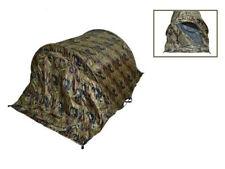 Tenda campeggio militare pop up doppia chiusura zanzariera kit montaggio 90x190