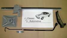 Bumper Jack Kit 68 Chevelle base shaft head J-bolt 1968 **In Stock**