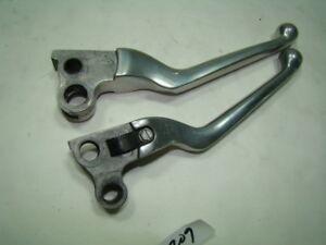 Harley early handlebar FXR hand levers FXRD brake clutch FXRT FXRP FXLR EPS17209