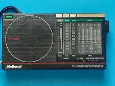 National Rf B21 Radio working Shortwave Super Heterodyne good condition