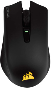 Corsair Harpoon RGB Wireless - Wireless Rechargeable Gaming Mouse with SLIPSTREA