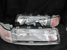 VP Headlights & Indicators NEW Pair suit SS Calais HSV Commodore Sedan Wagon