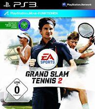 Grand Slam Tenis 2 Playstation 3 usado