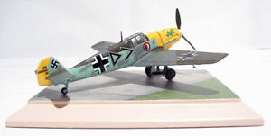 Corgi 50th Anniversary 1:72 AN32107 Messerschmitt BF109E Hans Von Hahn - NEW