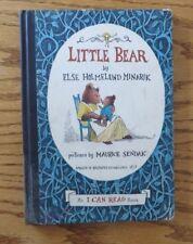 LITTLE BEAR Else Holmelund Minarik Early Edition Harper & Row Vintage Kids