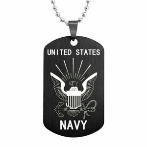 Personalized Titanium Steel ID Pet Tags Name Cat Dog Tag Collar Pendant Necklace