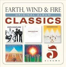 Original Album Classics [2011] [Box] by Earth, Wind & Fire (CD, Aug-2013, 5...