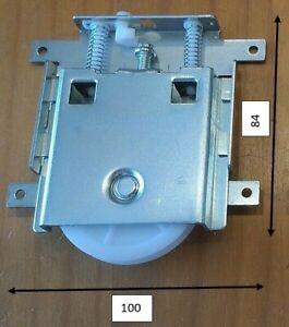 1 galet roulette robuste porte coulissante placard armoire dressing,réglable