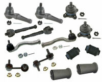 MASTER Front End Kit Tie Rods+Ball Joints+ROUND Bushings 1971-72 Chevelle GTO