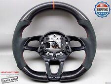 McLaren MP4-12C 650S 540C 570S 675LT 600LT 5Orange Alcantr Carbon Steering Wheel