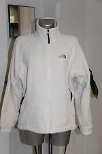veste polaire blanc cassé mixte THE NORTH FACE  taille L en EXCELLENT ÉTAT
