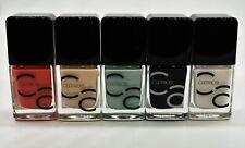 Catrice Ico Nails Gel Lacquer Gel Nagellack Farbwahl NEU! 18,95€ / 100ml