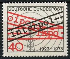 Alemania Occidental 1973 Sg # 1653 policía Org. mnh #d 526