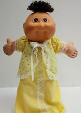 CABBAGE PATCH PREEMIE Doll 25th Anniversay Xavier Roberts EUC Original Baby Gown