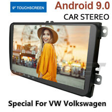 9 inch Android 8.1 Car Stereo Radio Player 2Din GPS Navigation For VW Skoda Golf