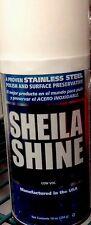 3 Lot of Sheila Shine Low VOC Stainless Steel Cleaner/Polish. 10 Oz. Spray. NEW!