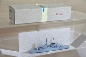 ALBATROS K MODELL 86 HMS ACTIVE TYPE 21 FRIGATE SHIP F171 FALKLANDS WAR BOXED oa