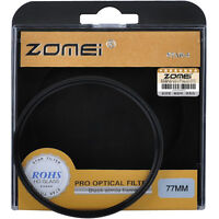 ZOMEI 52/55/62/72/77/82mm Star-effect 4/6/8 Starburst Lens pointed Camera filter