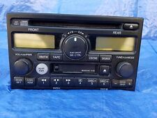 2002 2003 2004 Honda Odyssey Radio OEM With CD player and Tape