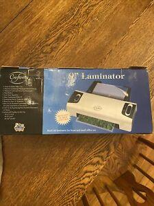 "crofton 9"" laminator New un opened in box"