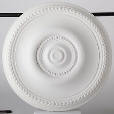 Lightweight Resin Ceiling Rose Imelda Mould Not Polystyrene Easy to Fix 52cm