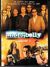 COFFRET 4 DVD UNDERBELLY L'INTEGRAL DE LA SAISON 1 SERIE TV MAFIA 2010