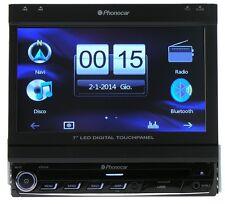 Phonocar Navi Vm044 sintomonitor  1 DIN touch screen 7 pollici DVD USB GPS