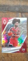 2019-20 Panini Chronicles Coby White Phoenix RC Silver Parallel Rookie SP #576