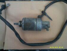 yamaha r6 5eb 2000 starter motor and lead
