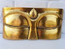Magnifiques Yeux de bouddha - 20 x 40 cm - méditation mandala bouddhisme