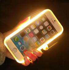 LED Light Up Selfie Luminous Phone Cover Case Powerbank Apple iPhone 6 6S PLUS