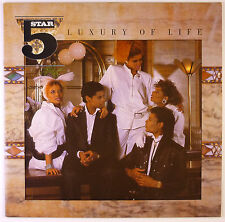 """12"""" LP - 5 Star - Luxury Of Life - B3001 - washed & cleaned"""