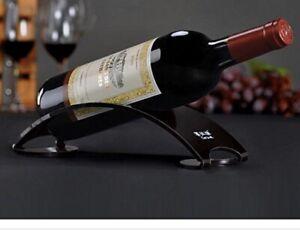 Anxinke C 'est La Vie Wine Holder Shelf Frame