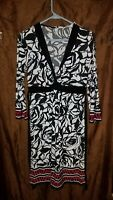 Maternity dress size small liz lange