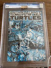 RARE 1985 TEENAGE MUTANT NINJA TURTLES #3 CGC 9.4