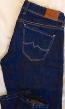 Damen-Bootcut-Jeans aus Denim mit niedriger Bundhöhe (en) Banji