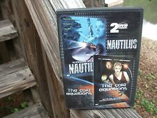 Nautilus & The Cold Equations, 2 DVD Set, Both Movies ***FREE DAILY SHIPPING***