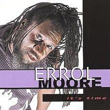 It's Time - Moore, Errol (CD 2004)