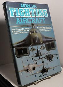 Modern Fighting Aircraft by Bill Gunston