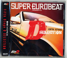 V.A.-SUPER EUROBEAT PRESENTS INITIAL D FIFTH STAGE D SELECTION-JAPAN CD G65