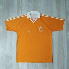 RARE HOLLAND NETHERLANDS NATIONAL TEAM 1990-1992 HOME FOOTBALL SHIRT SIZE XL