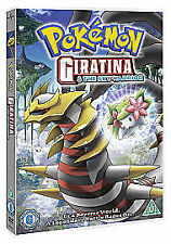 Pokemon - Giratina And The Sky Warrior (DVD, 2011)BRAND NEW SEALED FREEPOST