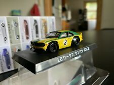 Aoshima 1/64 Mazda RX-3 LB Liberty Walk Special Collection