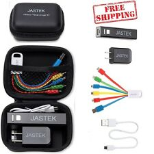Universal iPhone 6 7 Charger Charging Kit Power Bank USB Android Samsung Galaxy
