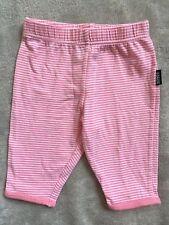 BONDS Pink Stripe Leggings Pants 000 GUC. 10 Items = $5 Post