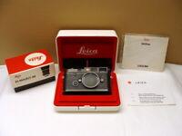 "Leica 10404 - Leica M6 Kamerakit Elmarit-M 2.8/28mm E49 ""Service 2017"" - TOP!"