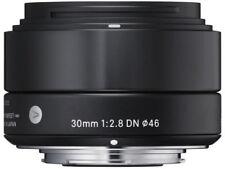 Sigma 30mm Auto Focus Camera Lenses